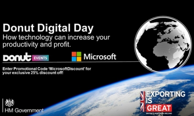 20% off our Donut Digital Day event with code DONUT