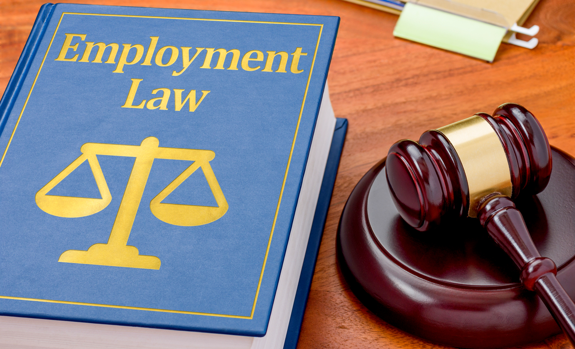Employment law manual - Comply with basic employment law