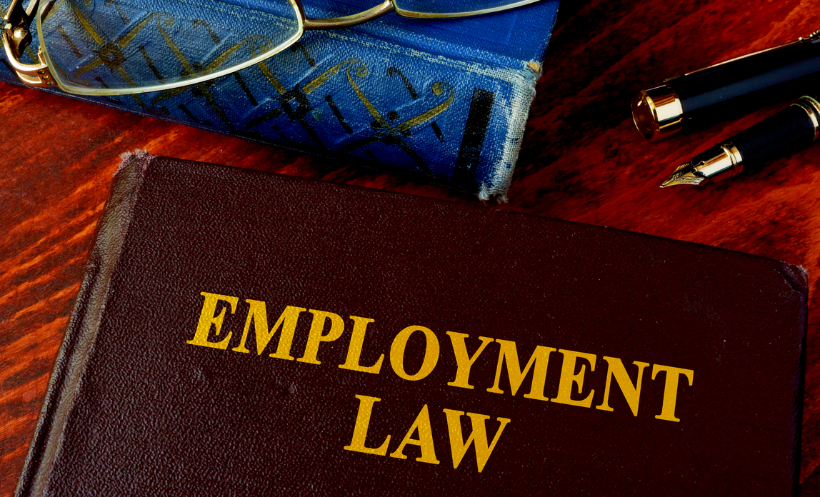 Employment law book