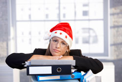 "Are you suffering from ""festive burnout""?"