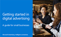 Getting started in digital advertising guide cover