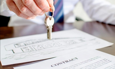 Property licence agreement