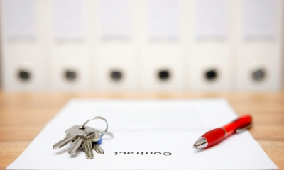 keys on a contract - Buying premises FAQs