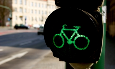 Green cycle go light