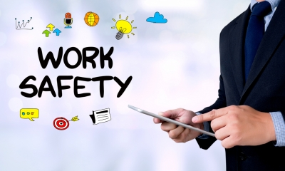 Work safety graphic - Health and safety exposure calculators