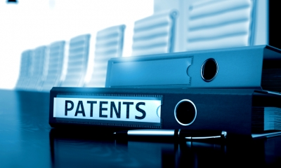 Box files with patents