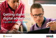 Getting started in digital advertising eguide