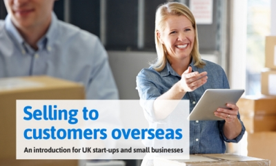 Selling to customers overseas - free guide