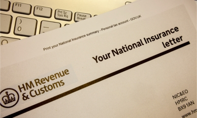Letter from HMRC about National Insurance