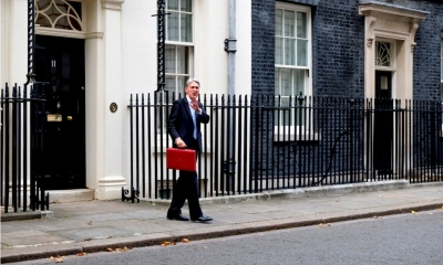 """Spring Statement: UK's """"brighter future"""" depends on deal"""