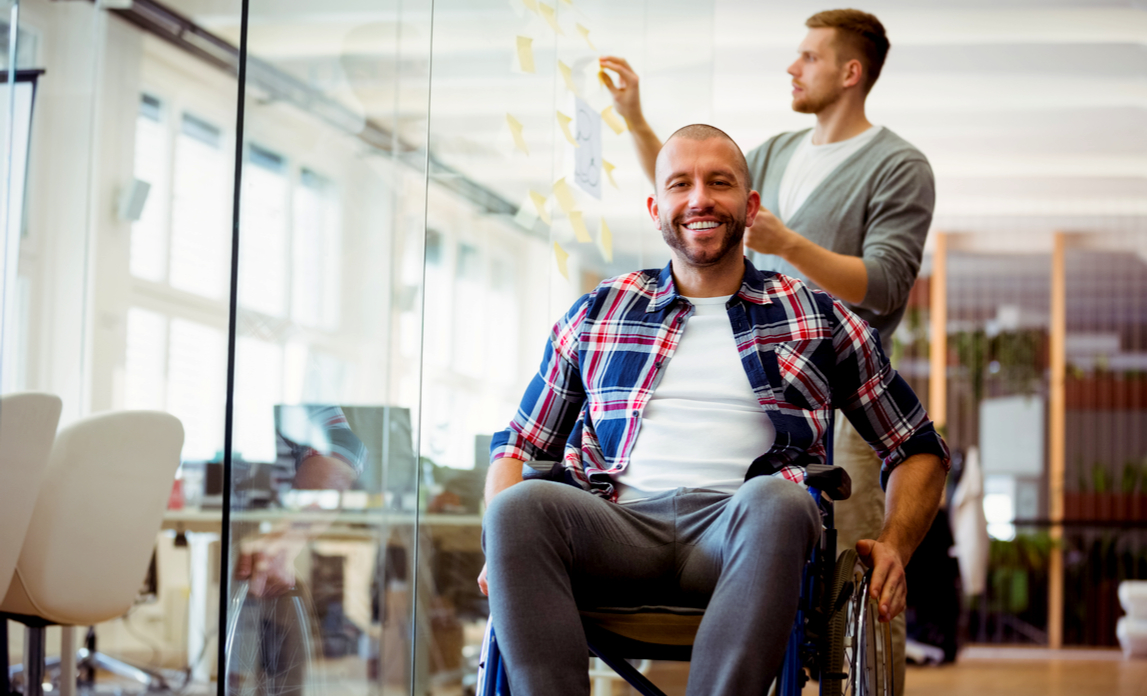 Accessibility and your business premises