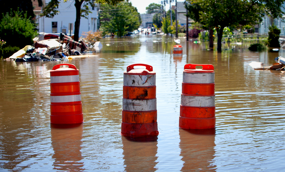 Find specialist flood insurance