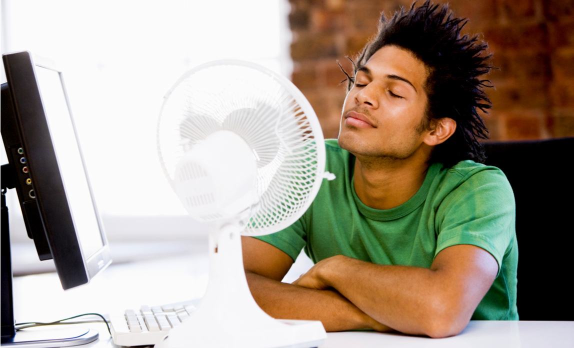 Heatwave: Acas provides tips for employers