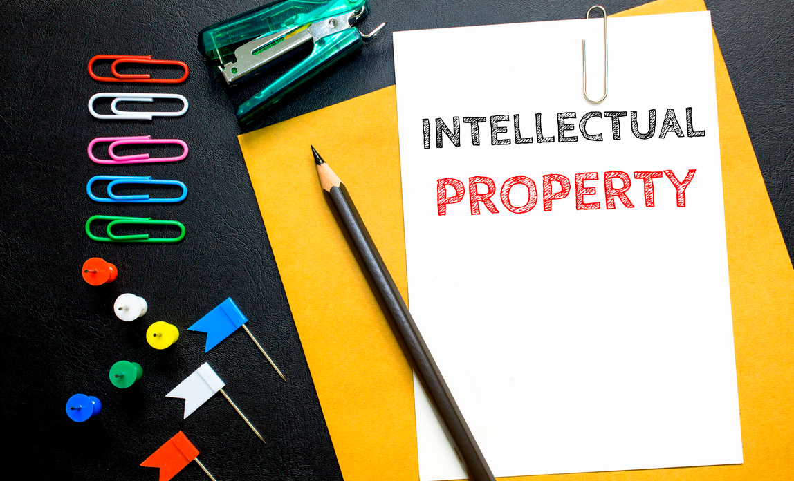 Intellectual property notes for a business