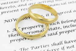 Will pre-nuptial agreements finally take the financial pain out of divorce?{{}}