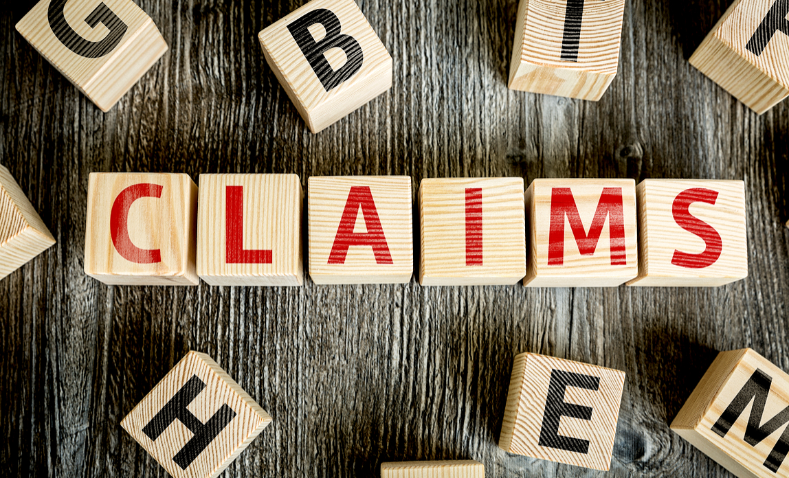 Making an insurance claim - checklist