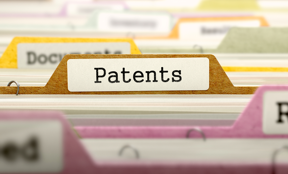 Online patent filing service