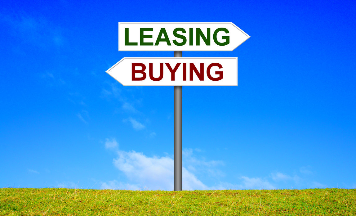 RICS business guide to buying vs leasing