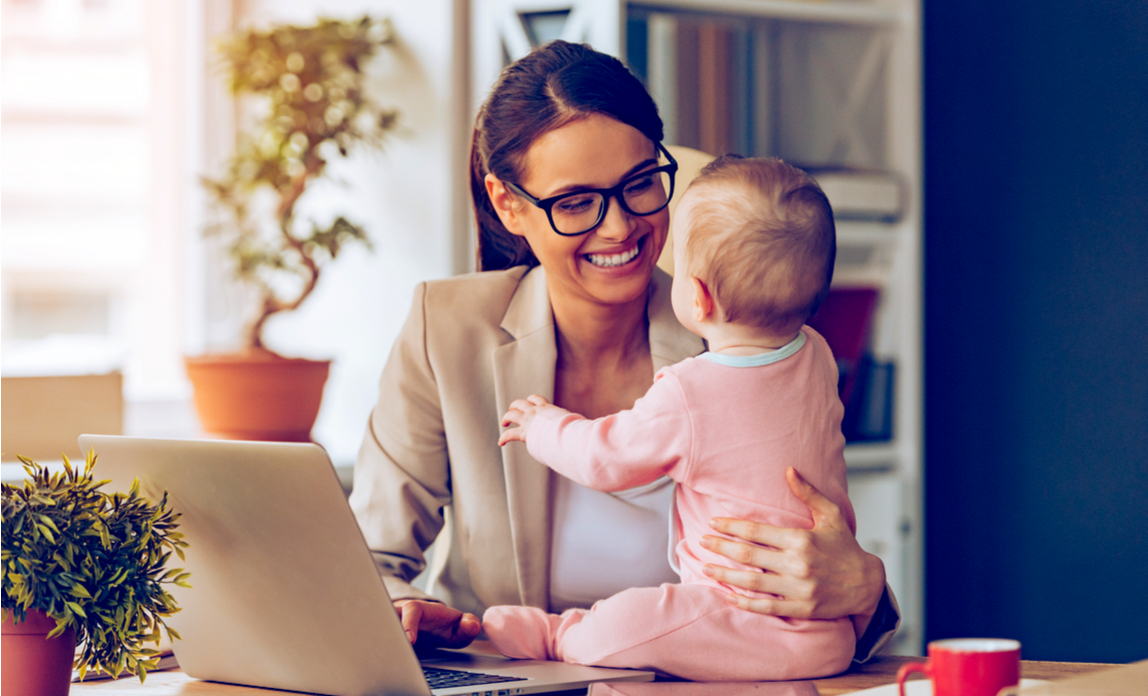 Six ways employers can support mothers back to work