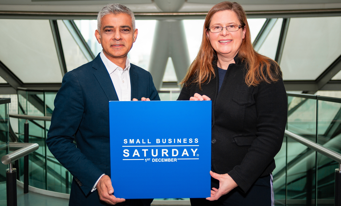 Small Business Saturday hits new heights