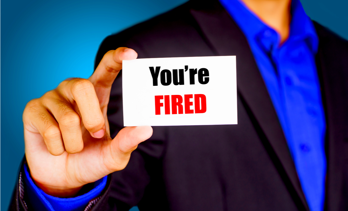 Why firing staff can be a risky business