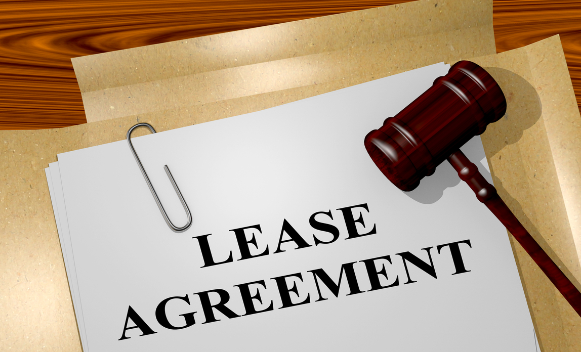 your options for getting out of a lease business law donut